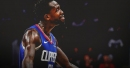 Clippers' Patrick Beverley reacts to warning for flopping