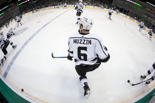Tuesday's FTB: Jake Muzzin fills a major need in Toronto