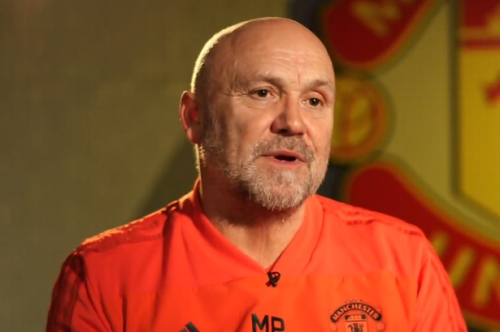 Mike Phelan reveals his wish for Manchester United's next generation