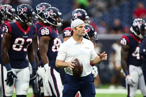 Report: 49ers interviewed Wes Welker for unspecified coaching role