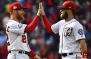 Wire Taps: Bryce Harper decision coming soon? Please? Sean Doolittle has thoughts + other Nationals links...