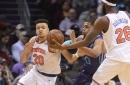 "Hornets 101, Knicks 92: ""Kadeem Allen, our lord and savior """