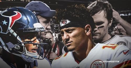 Texans QB Deshaun Watson hopes he and Patrick Mahomes can become the next Tom Brady and Peyton Manning