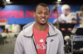 Deshaun Watson in his own words | Full Super Bowl radio row interview