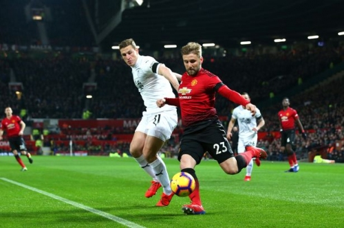 Manchester United vs Burnley highlights and reaction as Victor Lindelof and Paul Pogba score