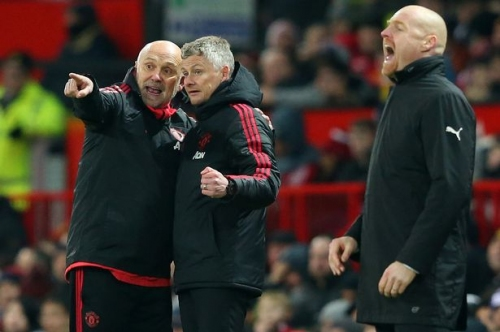 Manchester United coach Ole Gunnar Solskjaer makes first mistakes of caretaker reign