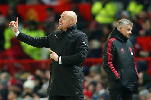 Sean Dyche identifies the return of Sir Alex Ferguson's influence at Manchester United