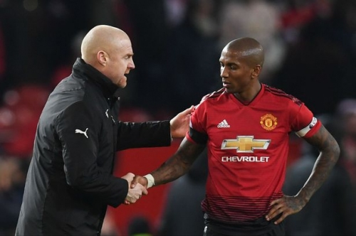 Manchester United fans hammer Burnley manager Sean Dyche over post-match comments
