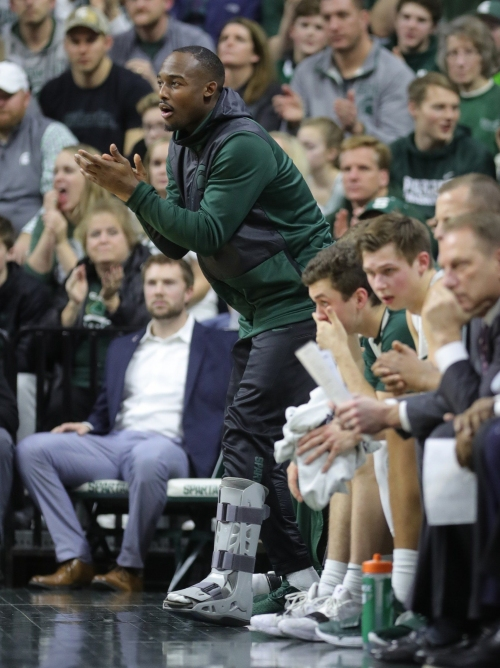 Michigan State still doesn't have answer on Joshua Langford's injury