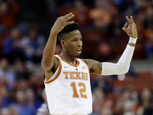 3 takeaways from Texas' 73-63 win over No. 11 Kansas: Longhorns pull off much-needed upset, snap 10-game losing streak to Jayhawks