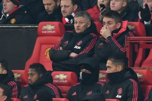 Ole Gunnar Solskjaer now knows the first name on his Manchester United teamsheet