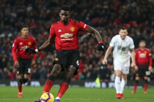 Manchester United handed Paul Pogba injury scare