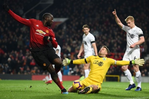 Romelu Lukaku may have a new role at Manchester United