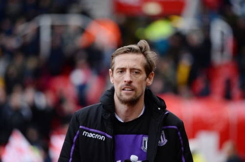 Peter Crouch linked with Stoke City exit as Burnley whisper grows on 38th birthday