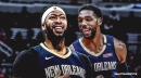 Jahlil Okafor claims the Anthony Davis rumors have resulted in no drama