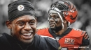 Steelers' JuJu Smith-Schuster says Bengals' Vontaze Burfict has 'been a dirty player for a good amount of years'