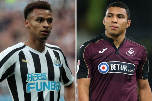 West Brom eyeing moves for Newcastle United's Jacob Murphy and Swansea City's Jefferson Montero