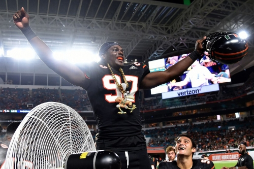 Hurricanes Who Could Potentially Leave Early For The 2020 NFL Draft