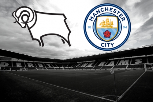 Derby County 1-2 Man City FA Youth Cup highlights from stunning comeback after Felix Nmecha sent off