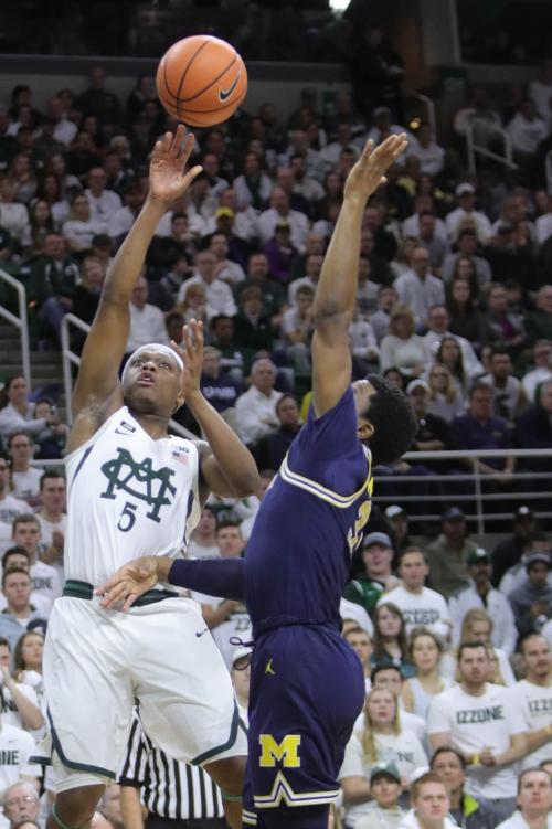 ESPN: MSU's Cassius Winston, U-M's Zavier Simpson among best in country