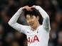 Son Heung-min: 'Tottenham Hotspur not giving up on Premier League title'