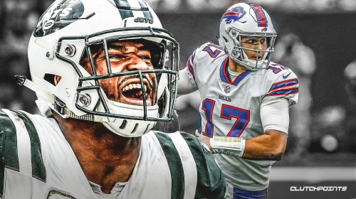Jets safety Jamal Adams says Bills' Josh Allen a 'phenomenal quarterback'