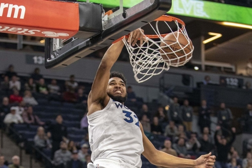 Karl-Anthony Towns Makes All-Star Game