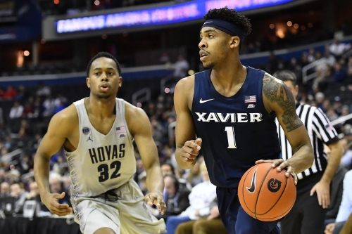 Xavier Loses on the Road to Georgetown 80-73: Recap