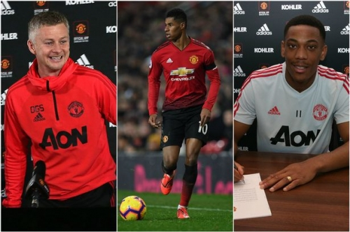 Manchester United news and transfers LIVE Ole Gunnar Solskjaer press conference build-up and Marouane Fellaini latest