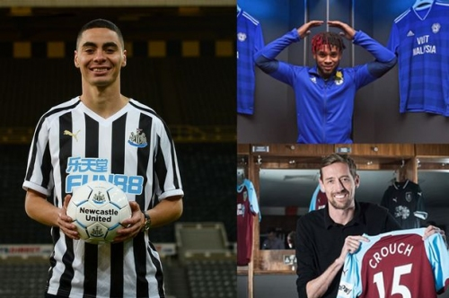 What Cardiff City, Newcastle United, Crystal Palace and other relegation rivals did on deadline day to save themselves