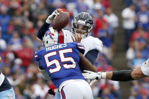 Fan sentiment: What should the Buffalo Bills do with Jerry Hughes this offseason?