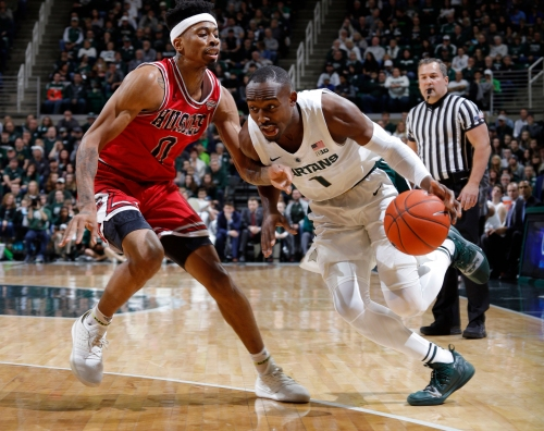 Here's how Michigan State basketball will replace Joshua Langford?