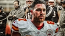 Chiefs TE Travis Kelce says Patriots defense 'more aggressive than we expected' in AFC title game