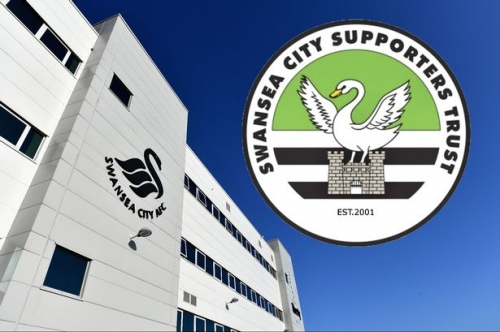 Swansea City Supporters' Trust release statement on transfer window and call again for the removal of chairman Huw Jenkins