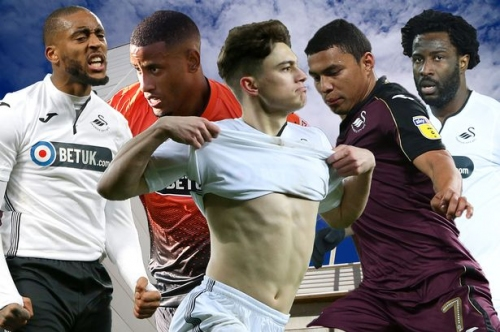 The holes in Swansea City's squad after deadline day and the side Graham Potter is now likely to pick