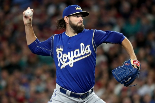 Rangers announce signing of pitcher Jason Hammel to minor-league deal, loss of John Andreoli on waiver claim