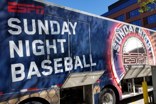 ESPN Sunday Night Baseball adds another Cubs game