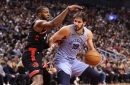 Omri Casspi out with torn meniscus