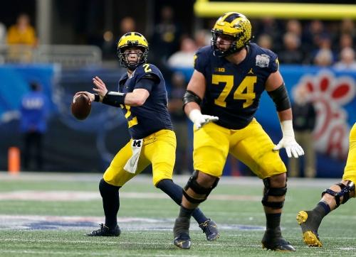 Ask Nick: Shea Patterson's grasp on Michigan football's QB job