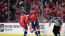 Capitals beat Flames without Ovechkin to end 7-game skid