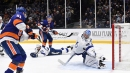 Vasilevskiy, Lightning top Islanders in shootout after goalies shine