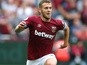 West Ham United midfielder Jack Wilshere to miss the rest of the season?