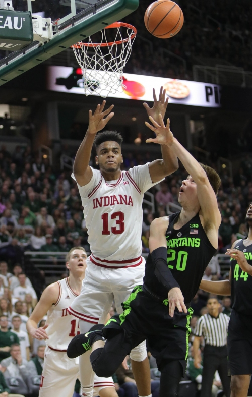 Michigan State basketball vs. Indiana Hoosiers: Time, TV, game info
