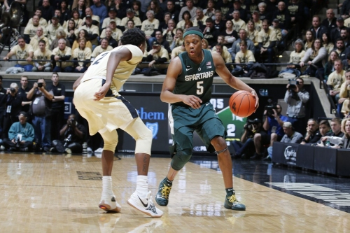 2/2 Big Ten Preview & Open Thread: MSU Hosts Indiana