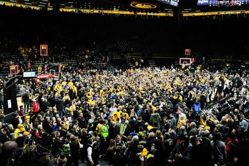 2/1 Big Ten Recap: Iowa Upsets Michigan