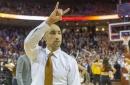 Texas hits the road aiming to upset No. 20 Iowa State