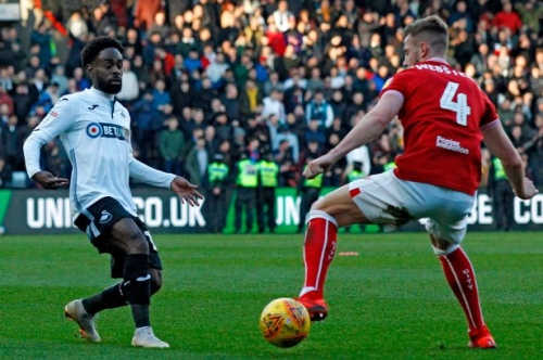 The Swansea City ratings at Bristol City and the one grade that sums it all up