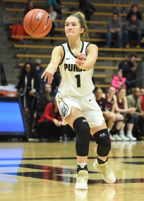 Scouting Purdue women's basketball at No. 22 Michigan State