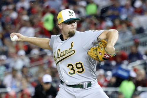 Blake Treinen gets record pay raise in arbitration case against A's
