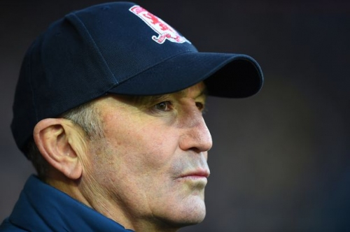 Tony Pulis has this response for the West Brom boo boys after revelling in Middlesbrough's win